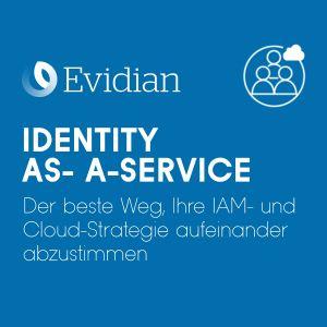 Evidian Identity as a Service
