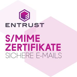 Entrust S/MIME Zertifikate