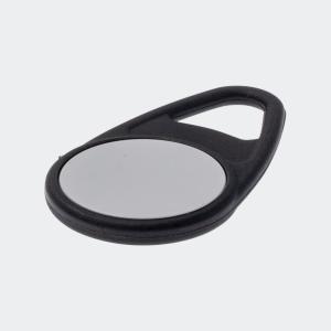 Schlüsselanhänger MIFARE DESFire EV1 8k, schwarz