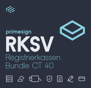 RKSV Registrierkassen Bundle CT40